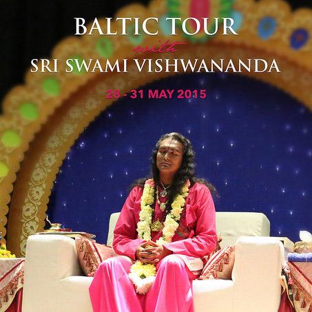 Baltic Tour with Sri Swami Vishwananda